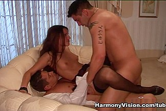 Claudia Rossi in Truly Ravaged Ass - HarmonyVision