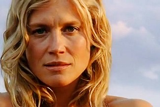 Sophie Hilbrand in Zomerhitte (2008)