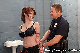 Joslyn James in Men In Uniform Love Big Tits