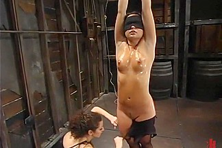 Katja Kassin and Princess Donna Dolore in Wiredpussy Video