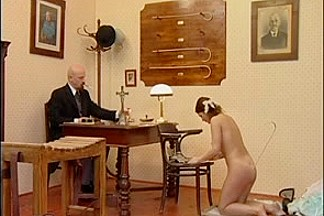 Headmaster's office-inspection two