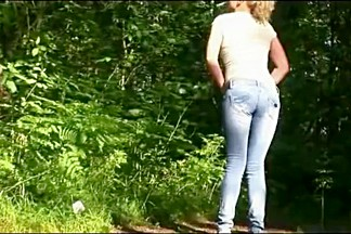 Sluts Pissing Outdoors Compilation