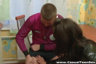 Casual Teen Sex - Jane - Pussy says YES to casual fuck