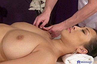 Sharon Lee & Steve Q in Squirting orgasms for Asian beauty - MassageRooms
