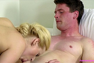 Angel & Dereck in Dereck - FemaleAgent